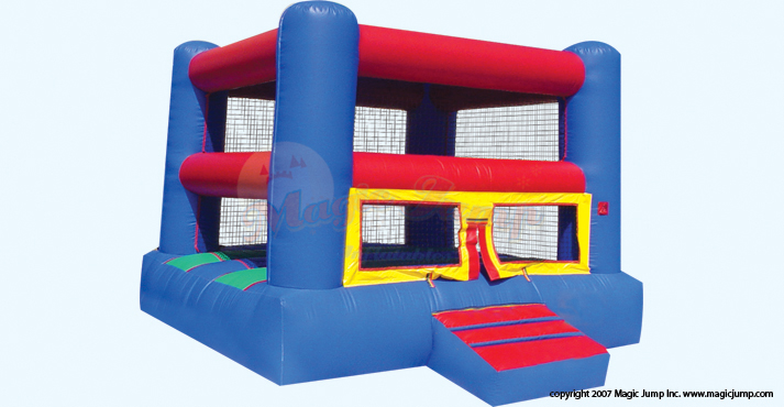 15'x15' Bounce House PLAIN