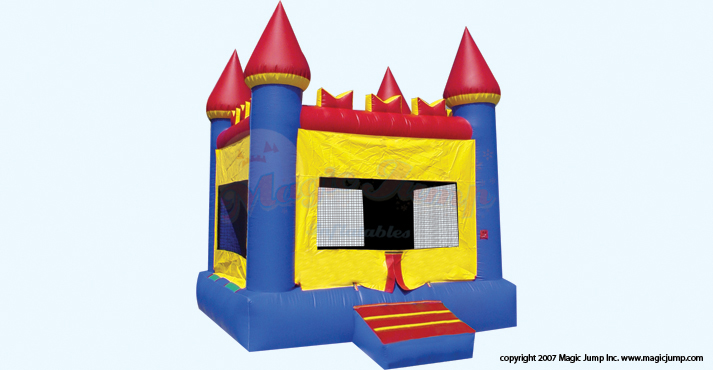 13'x13' Bounce House CASTLE